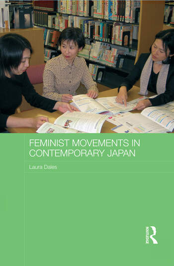 Feminist Movements in Contemporary Japan book cover