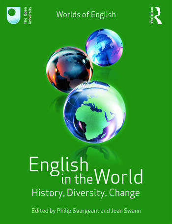 English in the World History, Diversity, Change book cover
