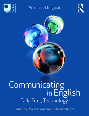Communicating in English Talk, Text, Technology book cover