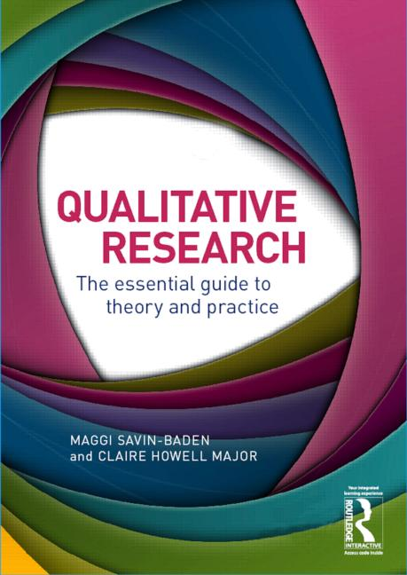 Qualitative Research The essential guide to theory and practice book cover