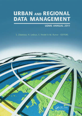 Urban and Regional Data Management UDMS Annual 2011 book cover