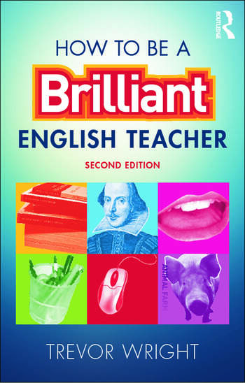 How to be a Brilliant English Teacher book cover