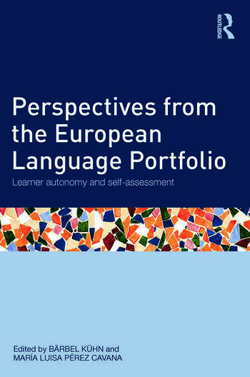 Perspectives from the European Language Portfolio Learner autonomy and self-assessment book cover