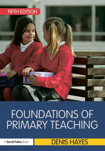 Foundations of Primary Teaching book cover