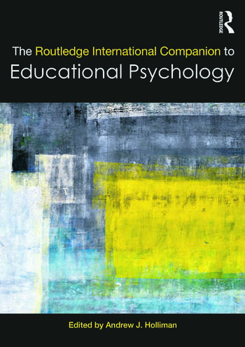 The Routledge International Companion to Educational Psychology book cover