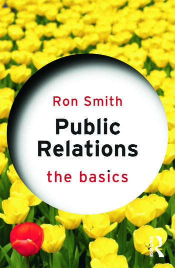 Public Relations: The Basics book cover