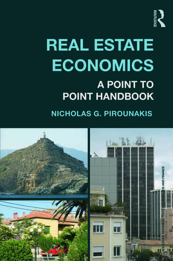 Real Estate Economics A Point-to-Point Handbook book cover