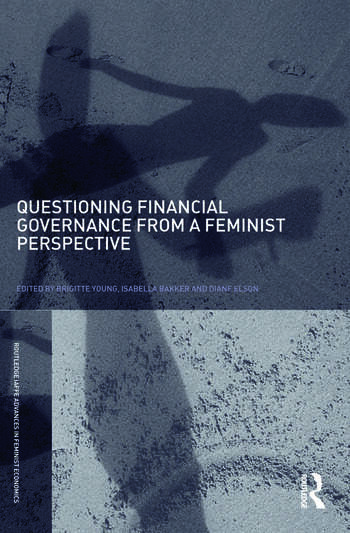 Questioning Financial Governance from a Feminist Perspective book cover
