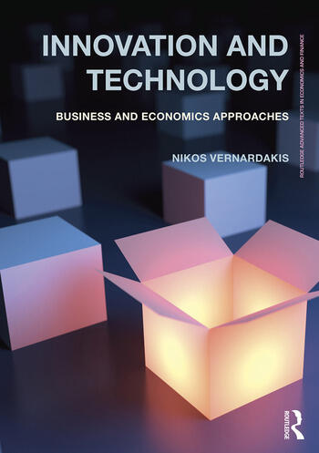 Innovation and Technology Business and economics approaches book cover