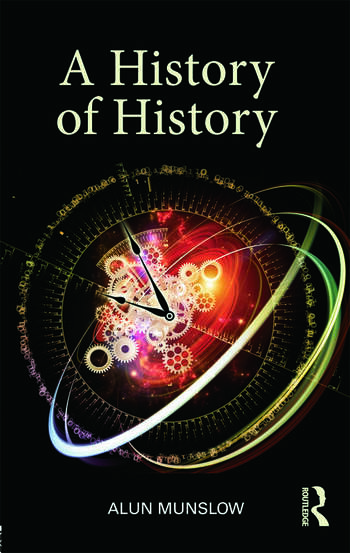 A History of History book cover