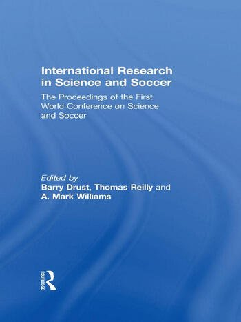 International Research in Science and Soccer book cover