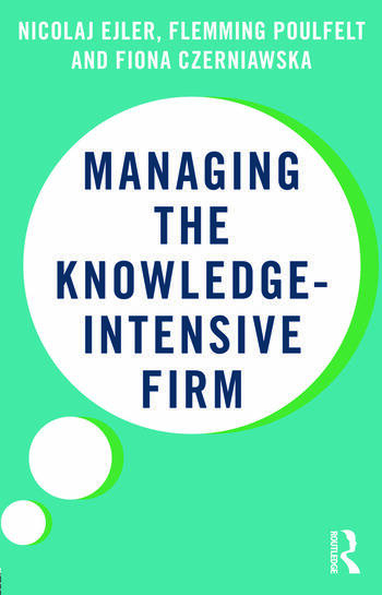 Managing the Knowledge-Intensive Firm book cover