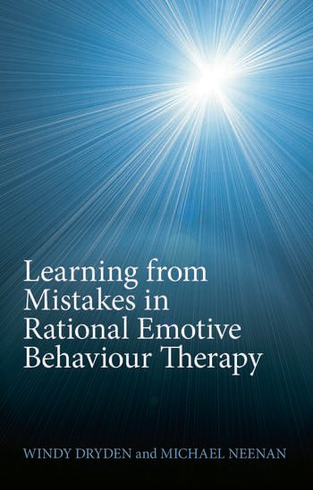 Learning from Mistakes in Rational Emotive Behaviour Therapy book cover