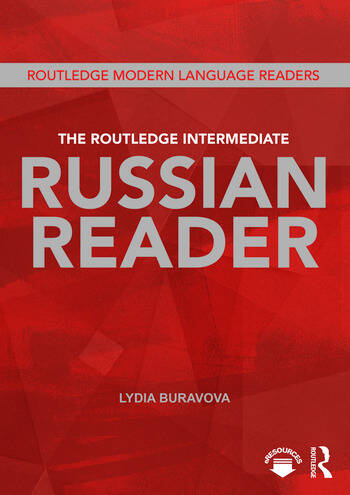 The Routledge Intermediate Russian Reader book cover