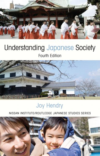Understanding Japanese Society book cover