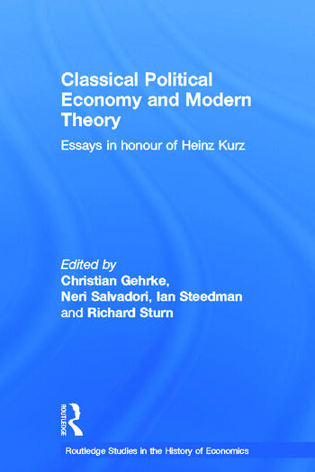 classical theories of economic developm Classical economics refers to the school of economic thought that arose in great britain in the latter part of the eighteenth century the theories put forward by the classical economists still influence economics to this day.