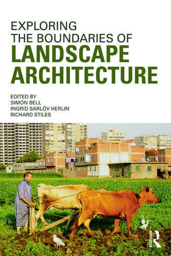 Exploring the Boundaries of Landscape Architecture book cover