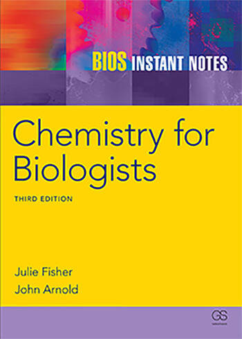 BIOS Instant Notes in Chemistry for Biologists book cover