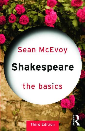 Shakespeare: The Basics book cover
