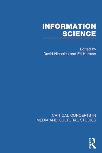 Information Science book cover
