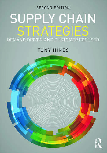 Supply Chain Strategies Demand Driven and Customer Focused book cover