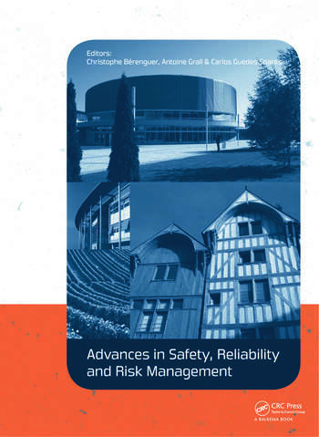 Advances in Safety, Reliability and Risk Management ESREL 2011 book cover