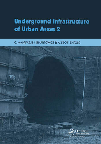 Underground Infrastructure of Urban Areas 2 book cover