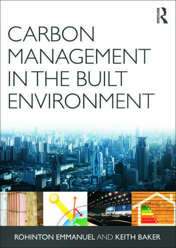 Carbon Management in the Built Environment book cover
