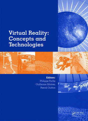 Virtual Reality: Concepts and Technologies book cover