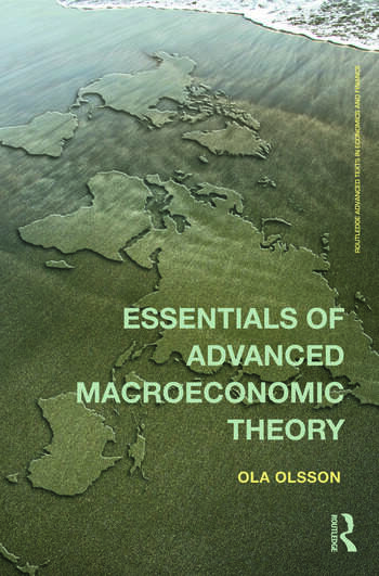 Essentials of Advanced Macroeconomic Theory book cover