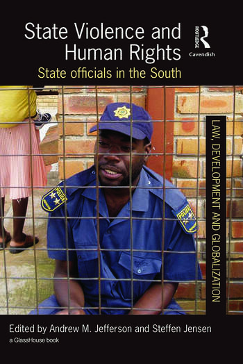 State Violence and Human Rights State Officials in the South book cover