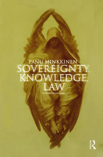 Sovereignty, Knowledge, Law book cover
