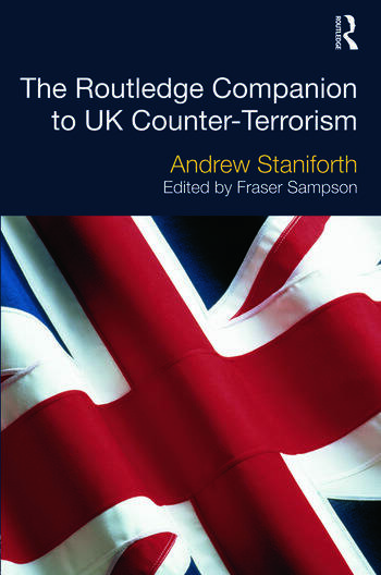 The Routledge Companion to UK Counter-Terrorism book cover