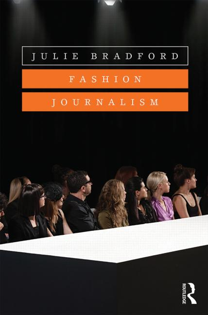 Fashion Journalism book cover