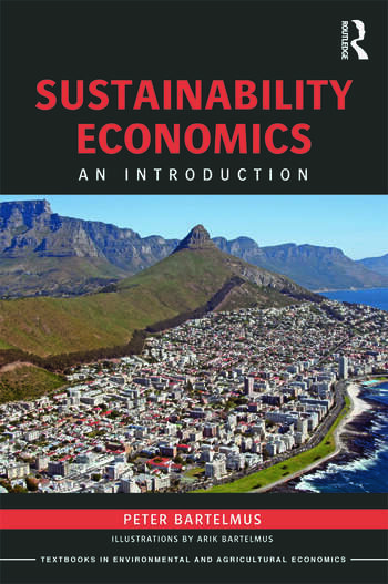 Sustainability Economics An Introduction book cover