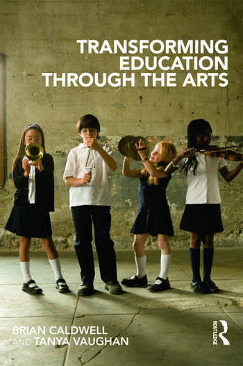 Transforming Education through the Arts book cover