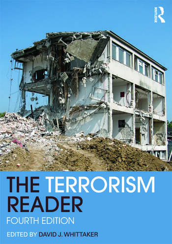 The Terrorism Reader book cover