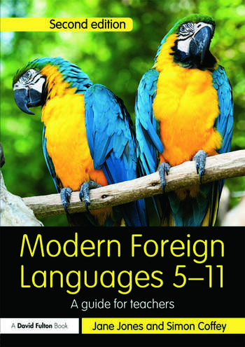 Modern Foreign Languages 5-11 A guide for teachers book cover