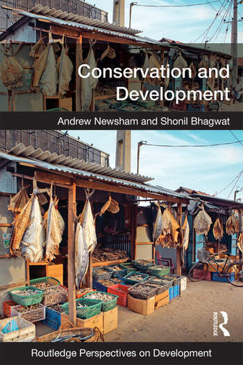 Conservation and Development book cover