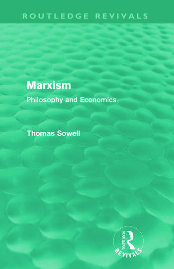 Marxism (Routledge Revivals) Philosophy and Economics book cover