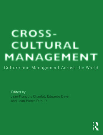 Cross-Cultural Management Culture and Management across the World book cover