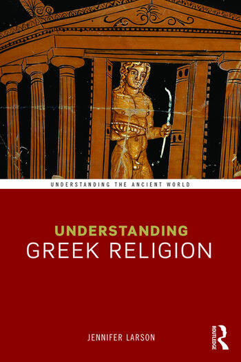 Understanding Greek Religion book cover