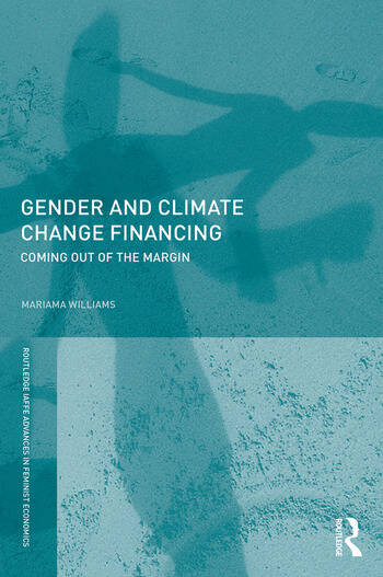 Gender and Climate Change Financing Coming out of the margin book cover