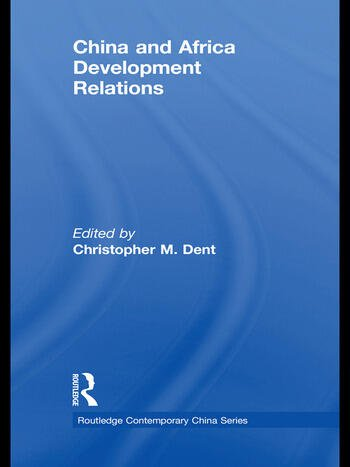 China and Africa Development Relations book cover