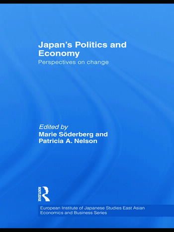 Japan's Politics and Economy Perspectives on change book cover