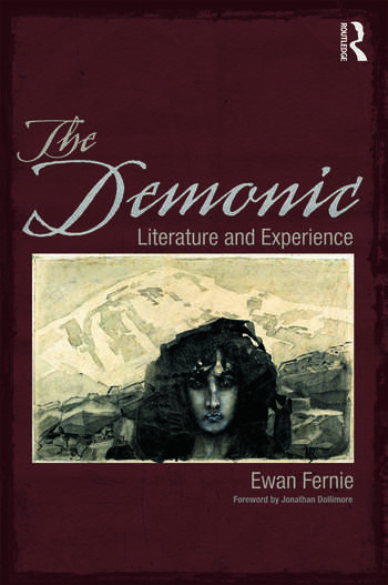 The Demonic Literature and Experience book cover