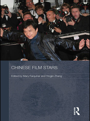Chinese Film Stars book cover