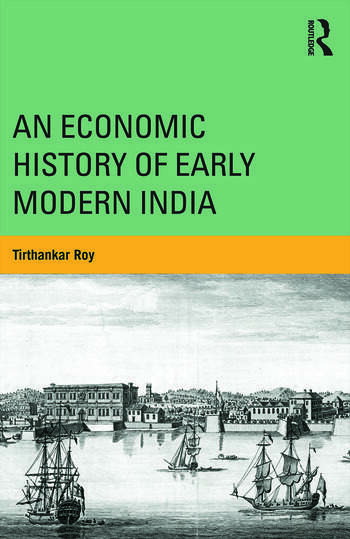 An Economic History of Early Modern India book cover