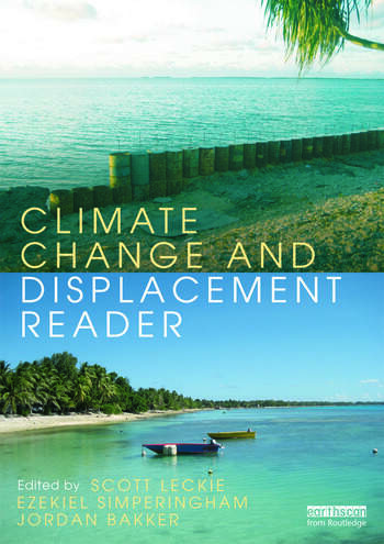 Climate Change and Displacement Reader book cover