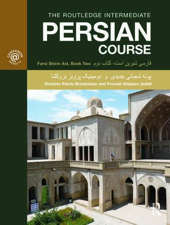 The Routledge Intermediate Persian Course Farsi Shirin Ast, Book Two book cover
